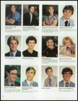 1984 Central High School Yearbook Page 60 & 61