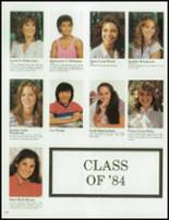 1984 Central High School Yearbook Page 68 & 69