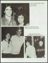 1984 Central High School Yearbook Page 72 & 73