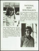 1984 Central High School Yearbook Page 80 & 81