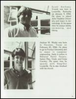 1984 Central High School Yearbook Page 82 & 83