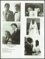 1984 Central High School Yearbook Page 90 & 91