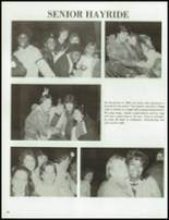 1984 Central High School Yearbook Page 92 & 93