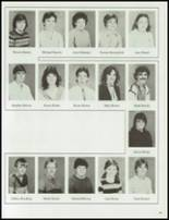 1984 Central High School Yearbook Page 102 & 103