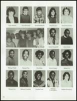 1984 Central High School Yearbook Page 104 & 105