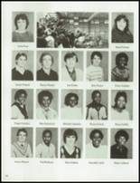 1984 Central High School Yearbook Page 106 & 107