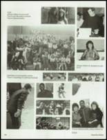1984 Central High School Yearbook Page 110 & 111