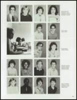 1984 Central High School Yearbook Page 112 & 113