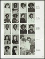 1984 Central High School Yearbook Page 114 & 115