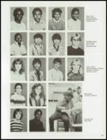 1984 Central High School Yearbook Page 118 & 119