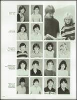 1984 Central High School Yearbook Page 120 & 121