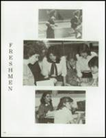 1984 Central High School Yearbook Page 122 & 123