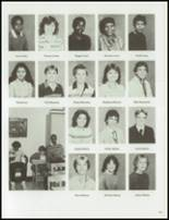 1984 Central High School Yearbook Page 124 & 125