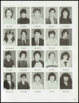 1984 Central High School Yearbook Page 126 & 127