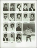1984 Central High School Yearbook Page 128 & 129
