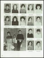 1984 Central High School Yearbook Page 130 & 131