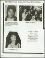1984 Central High School Yearbook Page 132 & 133