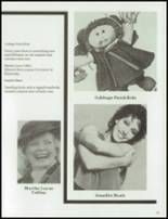 1984 Central High School Yearbook Page 134 & 135