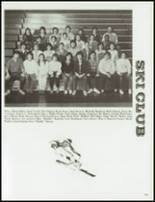 1984 Central High School Yearbook Page 136 & 137