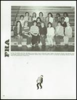 1984 Central High School Yearbook Page 138 & 139
