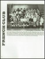 1984 Central High School Yearbook Page 146 & 147