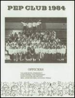 1984 Central High School Yearbook Page 148 & 149