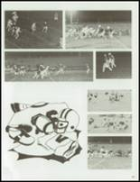 1984 Central High School Yearbook Page 160 & 161