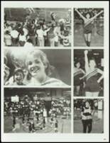 1984 Central High School Yearbook Page 162 & 163