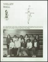 1984 Central High School Yearbook Page 168 & 169