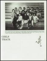 1984 Central High School Yearbook Page 170 & 171