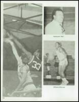 1984 Central High School Yearbook Page 172 & 173