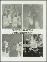 1984 Central High School Yearbook Page 174 & 175