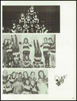 1984 Central High School Yearbook Page 196 & 197