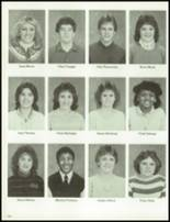 1984 Central High School Yearbook Page 198 & 199