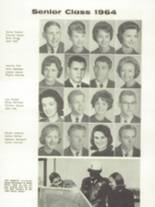 1964 Ridgeview High School Yearbook Page 56 & 57