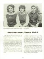 1964 Ridgeview High School Yearbook Page 80 & 81