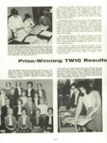 1964 Ridgeview High School Yearbook Page 104 & 105