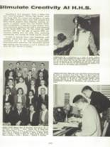 1964 Ridgeview High School Yearbook Page 108 & 109