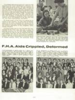 1964 Ridgeview High School Yearbook Page 110 & 111