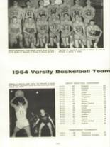 1964 Ridgeview High School Yearbook Page 136 & 137