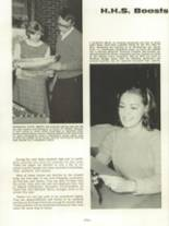 1964 Ridgeview High School Yearbook Page 158 & 159