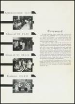 1962 Mineral Springs High School Yearbook Page 10 & 11