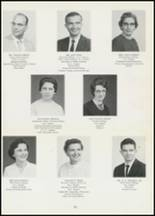 1962 Mineral Springs High School Yearbook Page 18 & 19