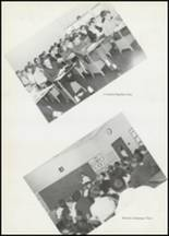 1962 Mineral Springs High School Yearbook Page 22 & 23
