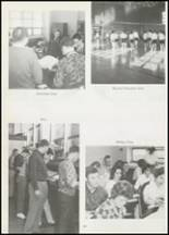 1962 Mineral Springs High School Yearbook Page 24 & 25