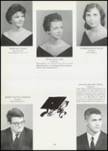 1962 Mineral Springs High School Yearbook Page 28 & 29