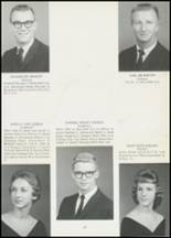 1962 Mineral Springs High School Yearbook Page 30 & 31