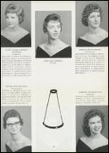 1962 Mineral Springs High School Yearbook Page 32 & 33