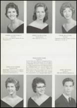 1962 Mineral Springs High School Yearbook Page 34 & 35