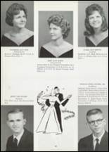 1962 Mineral Springs High School Yearbook Page 36 & 37